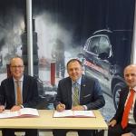 Premierminister Darrell Pasloski zu Gast bei Fulda – Fulda-Challenge läuft weiter im Yukon